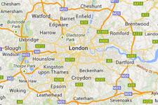 tailor sidebar map